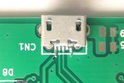 [小技]MicroUSBコネクタを利用した開発で電流を流すためのKiCad設計