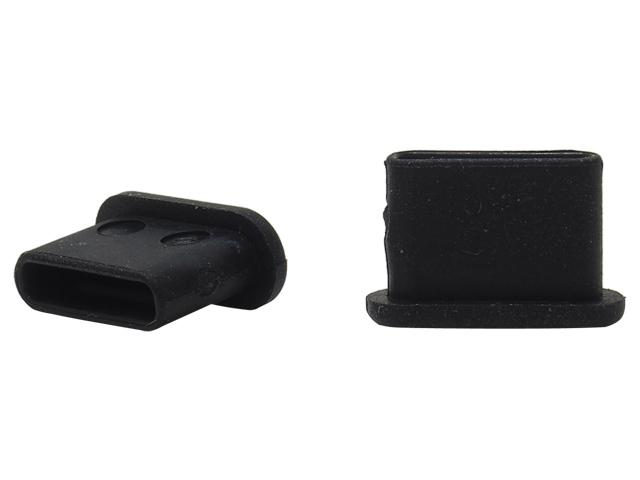 USB31CBCK-B0 USBType-C用キャップ USBタイプC用 コネクタ保護 USBTypeC キャップ